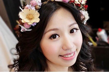 台南姸色color makeupstudio-玲玲拍照