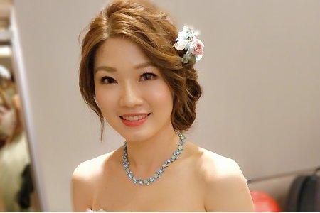 台南color姸色makeupstudio-軒祺結婚