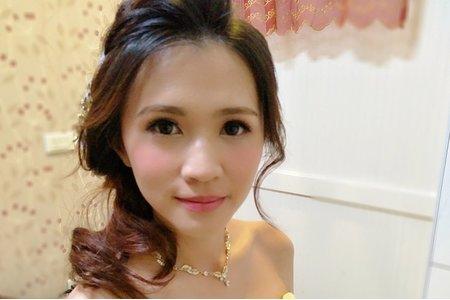 米兒結婚-台南color姸色makeupstudio