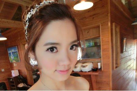 葉阿琳新娘秘書/單妝造型