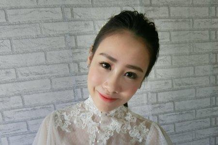 韓系感新娘(典雅女神)