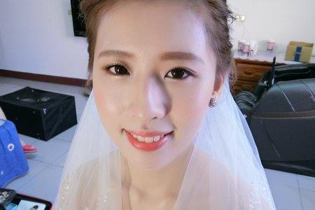 Wedding 倫(Ivylin make up hair )
