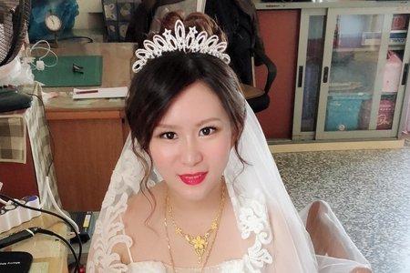 甜美小公主~新娘