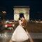 海外婚紗旋轉木馬手工婚紗-4572