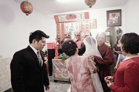 騏宥&施怡 wedding day!