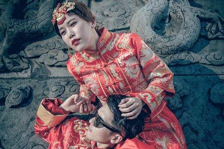 SIN image自助婚紗『사랑 때문에』