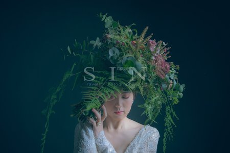 SIN image 自助婚紗