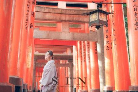 SIN image 「日本和服」