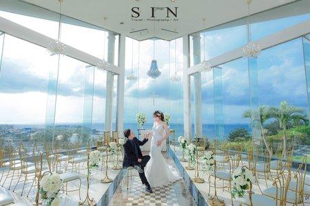 SIN image自助婚紗