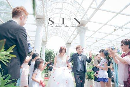 文憲&淯甯 戶外證婚