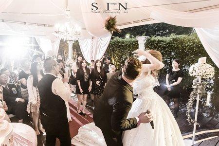 SIN image婚禮攝影『精選集』