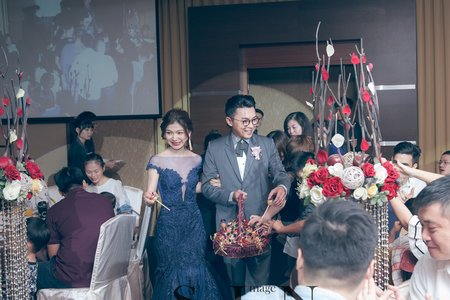 姿羽&冠志 wedding party