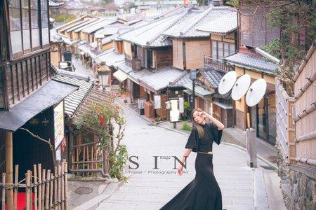SIN image日本京都大阪自助婚紗『精選集』