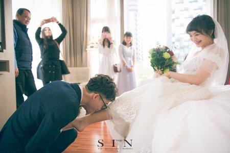郁雯&孟憬 迎娶儀式(雙攝影師服務)