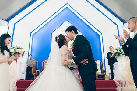 婚禮記錄|台中磐頂教會|雙攝影師