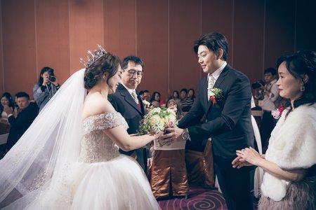 婚禮記錄|台中僑園|雙攝影師