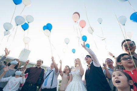 心之芳庭 | 證婚儀式 | 雙攝影師
