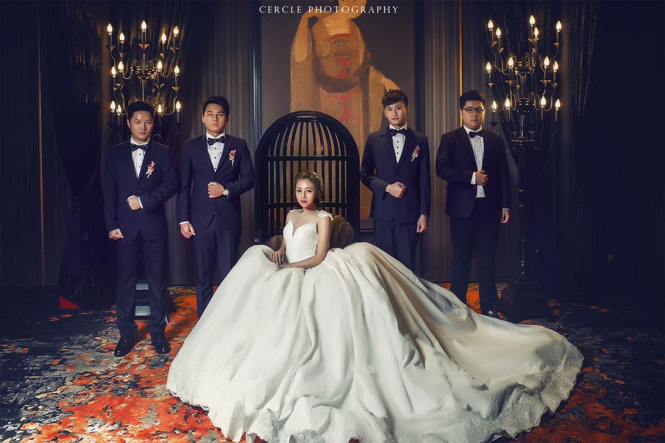 高雄婚攝 台鋁婚攝 晶綺盛宴婚攝-23 - CERCLE工作室-婚攝小喬 女攝影師《結婚吧》