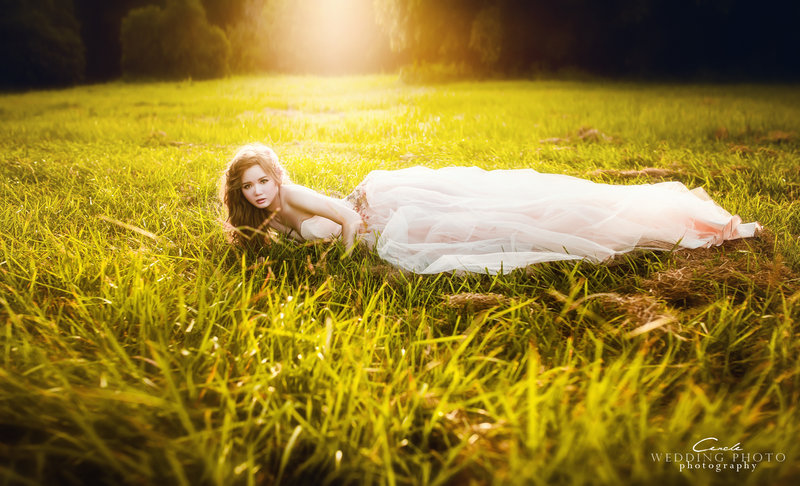 CERCLE色格拉影像工作室-自助婚紗作品