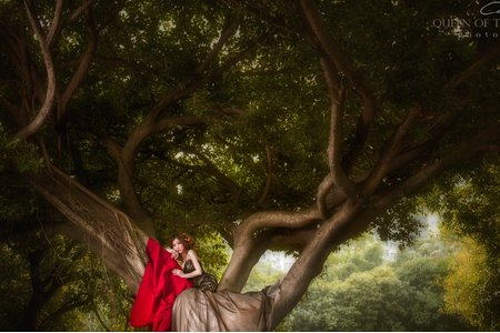 CERCLE影像工作室-風格婚紗