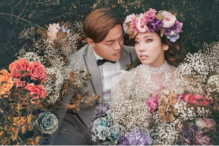 CERCLE色格拉影像工作室-自助婚紗