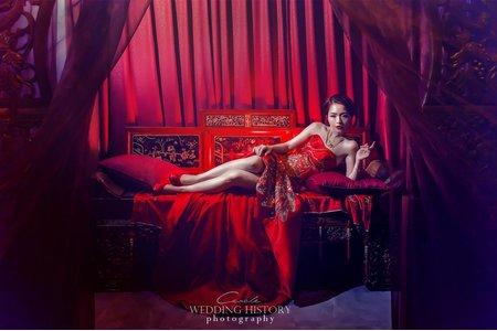 中國風婚紗 CERCLE攝影工作室