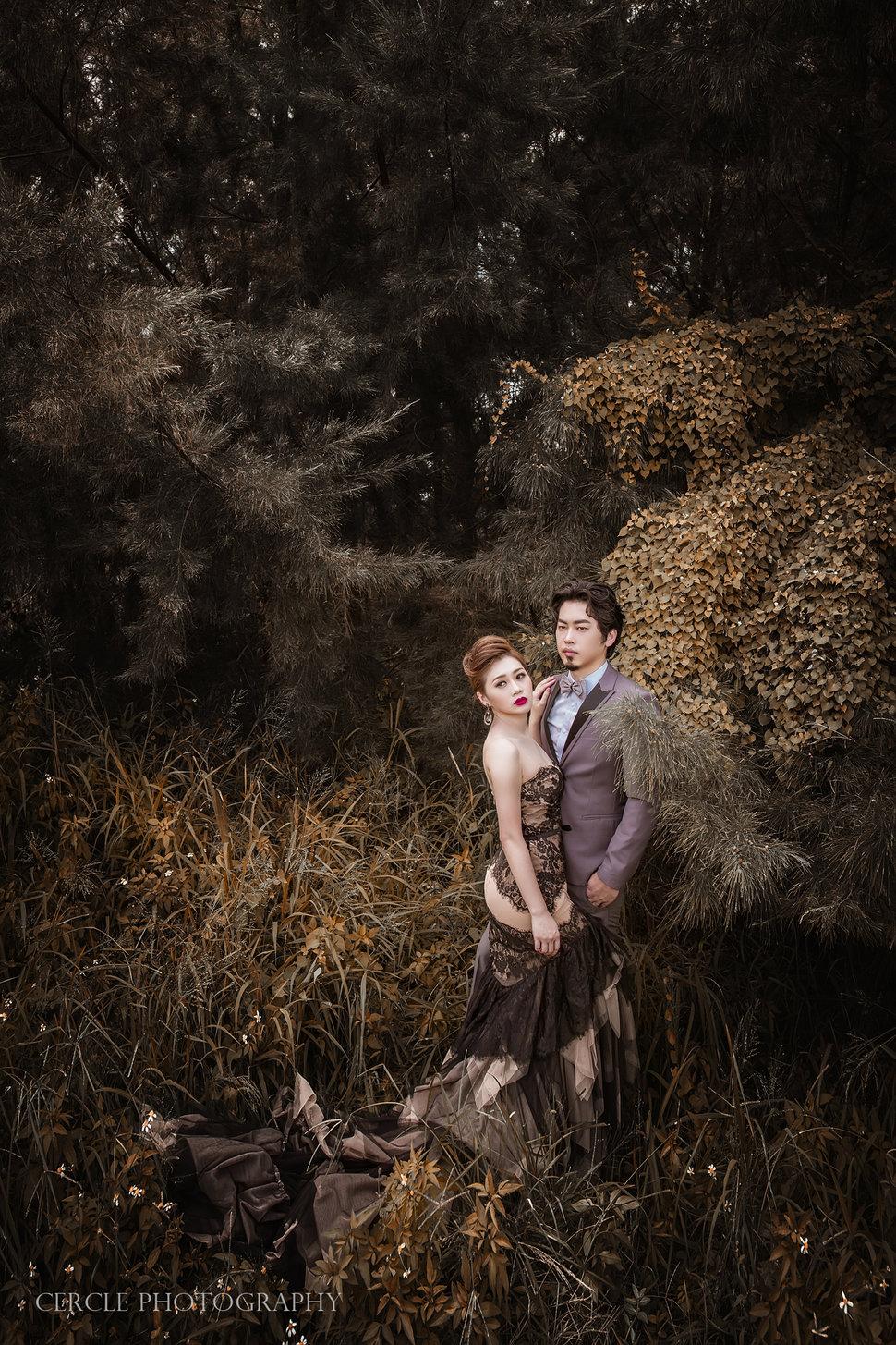 自助婚紗-5 - CERCLE工作室-婚攝小喬 女攝影師《結婚吧》