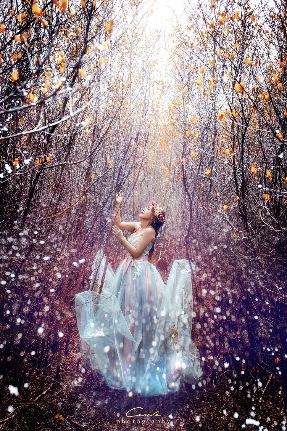 高雄自助婚紗 森林風婚紗2 - CERCLE工作室-婚攝小喬 女攝影師《結婚吧》