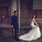 雜誌婚紗 中國風婚紗 個性婚紗 女攝影師 森林系婚紗 (3)
