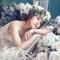 個人寫真婚紗 自助婚紗 森林系婚紗-女攝小喬