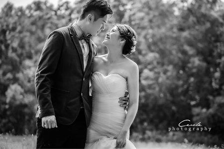cercle攝影工作室-自然風婚紗