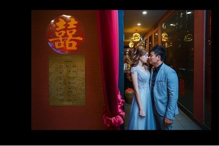 女攝小喬-婚禮紀錄/平面記錄/福客來南北樓/富野渡假酒店