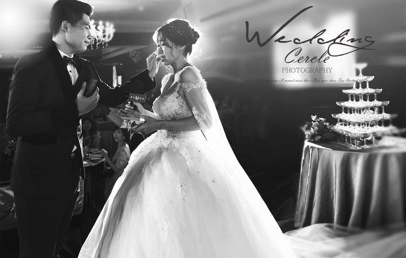 CERCLE工作室-婚攝小喬 女攝影師