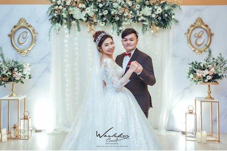 台北婚攝 女攝影師-小喬 喜臨門婚宴會館