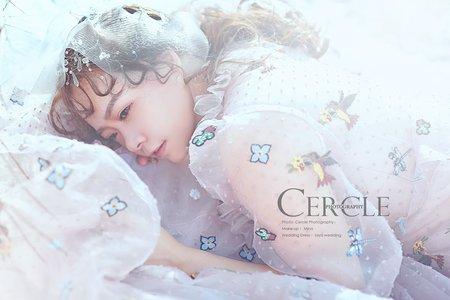 CERCLE影像工作室-自助婚紗