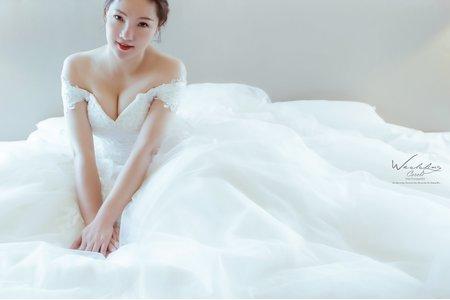 高雄婚攝 女婚攝 女攝小喬婚禮紀錄-寒軒大飯店