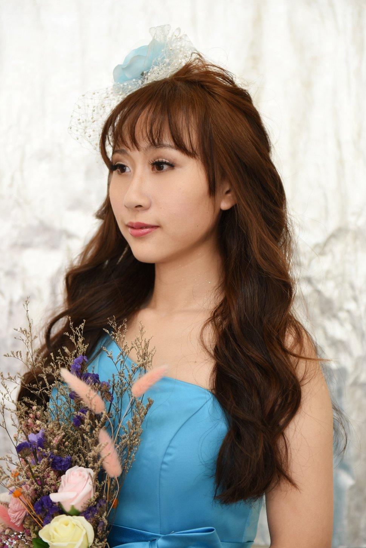 韓系新娘 - 台北金門新秘Blinda髮學苑《結婚吧》