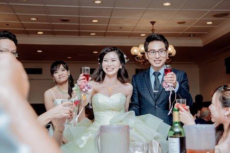 [高雄寒軒大飯店]ROCK&VIVIAN婚宴