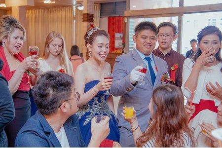[屏東一生緣餐廳]皓天 x 顗遙 結婚婚宴