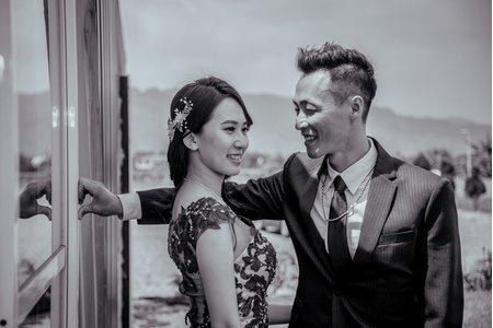 [美濃阿海餐廳]爵嵩x怡文 訂婚婚宴