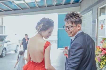 [永安區公所]偉倫x怡萍 歸寧婚宴