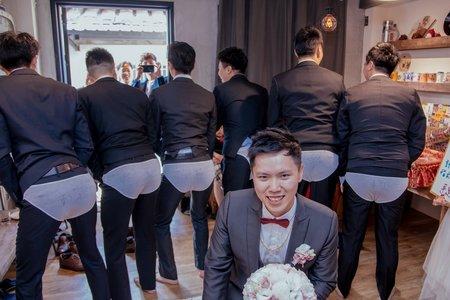 [富盈婚宴會館]天昱x丞嬿 結婚婚宴