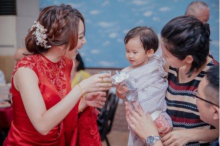 [ 金世界土雞城]文婷x凱軍 訂婚婚宴