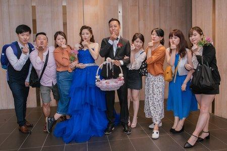 [東港張家食堂]絲婷x宗宏 結婚婚宴