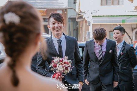 [水悅囍樓]建志x滋庭  結婚