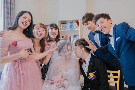 [台南天心岩蔬食餐廳]鼎勝x函儒 結婚婚宴