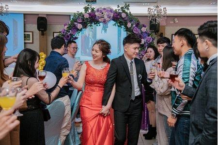 [屏東紅館餐廳]士煒x祉炫 訂結婚婚宴