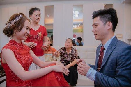 [屏東桃山餐廳]韻雯x書銘 訂結婚宴