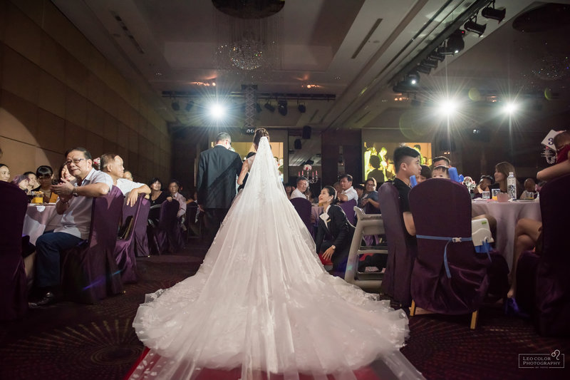 Leo Color 婚禮紀錄 平面攝影作品
