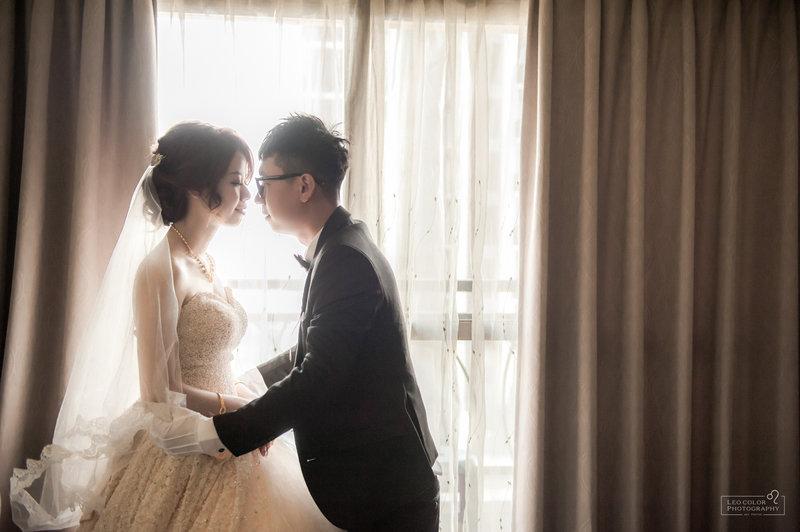 Leo Color 藝術影像-婚禮精選